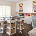 Aquidneck Properties - contemporary - home office - providence - Aquidneck Properties