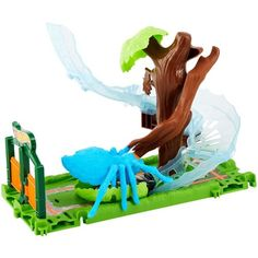 Hot Wheels City Spider Park Attack Playset for sale online Disney Cars, Nissan Skyline, Hot Wheels Juegos, Voitures Hot Wheels, Dickie Toys, Mattel, Hot Wheels Cars, Save The Day, Toy Sale