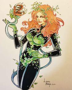 Poison Ivy Dc Comics, Wayne Manor, Batman, New Readers, Get Shot, Nightwing, Gotham City, Comic Art, Hero