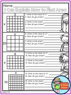 area and perimeter word problems freebie 4th grade pinterest math word problems and geometry. Black Bedroom Furniture Sets. Home Design Ideas