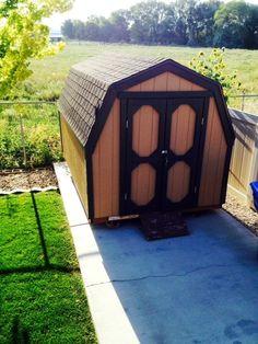 Dark wood Mini me storage house! For Sale: 798 S 925 W Lehi UT 84043 MLS#1255599 Dorothy Bell 801-493-9090