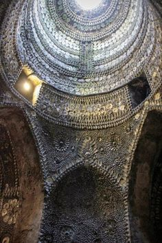 Shell Grotto - Margate (England)