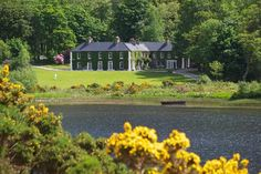 """Delphi Lodge in Leenane, Galway  """"How Green Is My Valley"""" [1000 Places To See Before You Die]"""