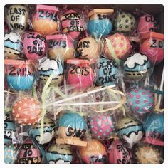 Cake pops - Oh, the places you'll go!
