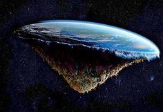 Membros da Sociedade Terra Plana não acreditam no planeta redondo