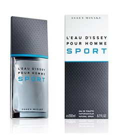Issey Miyake Eau de Toilette Spray Pour Homme Sport 67 Ounce >>> More info could be found at the image url.