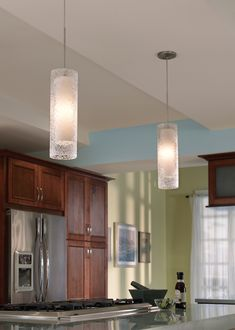 Rock Candy Cylinder by LBL Lighting.
