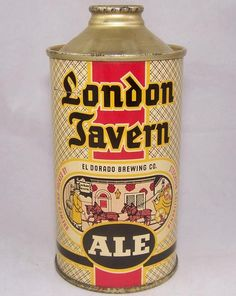 London Tavern Ale, USBC 173-04, Grade 1 – Beer Cans Plus