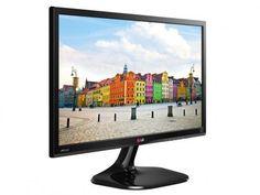 """Monitor IPS 23"""" Widescreen - LG 23MP55HQ com as melhores condições você encontra no Magazine Vrshop. Confira!"""