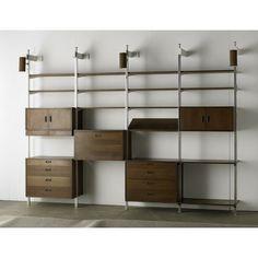 1188: GEORGE NELSON; OMNI; Storage system : Lot 1188