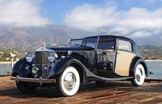 1937 Sedanca de Ville by Park-Ward (chassis 3CM61)