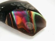 Rockhounding Burns Oregon | True Fire Obsidian is found only in Glass Buttes, Oregon