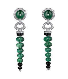 Cartier Jade, Platinum and Diamonds
