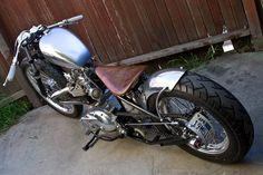 Triumph bobber | Bobber Inspiration - Bobbers and Custom Motorcycles | bobberinspiration August 2014