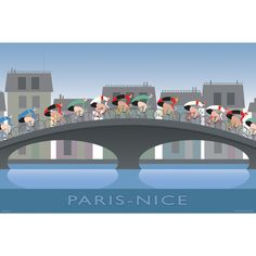 """Paris Nice """"The race to the Sun"""" – Paris Nice was first run in 1933 and remains a big event on the calendars of any pro rider preparing for the Tour de France."""