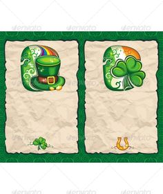 VECTOR DOWNLOAD (.ai, .psd) :: http://vector-graphic.de/pinterest-itmid-1000165272i.html ...  ...  background, banners, clover, coin, flag, golden, green, greeting card, grunge, irish, leprechaun, paper, shamrock, st patrick, st patrick day, st patricks day  ... Vectors Graphics Design Illustration Isolated Vector Templates Textures Stock Business Realistic eCommerce Wordpress Infographics Element Print Webdesign ... DOWNLOAD :: http://vector-graphic.de/pinterest-itmid-1000165272i.html