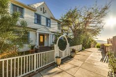 STATS 5 BEDROOMS 5 BATHS 4,370 SQ. FT. $3.9 MILLION  This circa-1915 Craftsman beauty occupies a coveted beachside plot in Santa Monica, California, just minutes from the pier. Contact: Pardee Properties, 310-907-6517; pardeeproperties.com