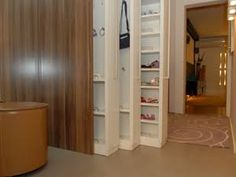 Resultado de imagem para gavetas verticais closet