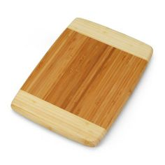 Farberware TwoTone Bamboo Cutting Board 8by11Inch >>> Read review @