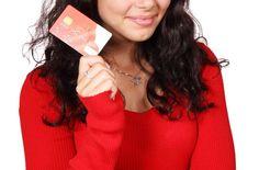 Dziewczyna-z-karta-kredytowa