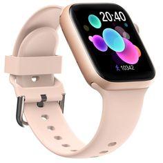 Fitness Tracker Smartwatch - White