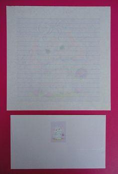 Vintage letter set / Hoja y sobre | Flickr - Photo Sharing!