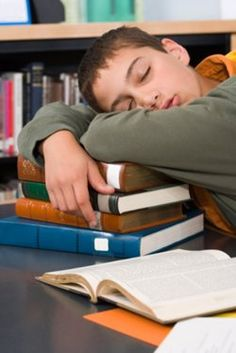 Teens and sleep -- pediatricians say let them snooze.