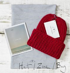 Lynn and Lawrence Wooly Hats - WOOLLY HATS