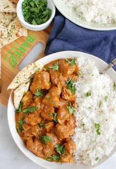 you crave the flavors of Indian food you need to add this Slow Cooker Butter Chicken to your menu. Just BARE Chicken Breasts are slow cooked in a warm, flavorful sauce and server over basmati rice with cilantro and a side of naan bread. Crock Pot Slow Cooker, Slow Cooker Chicken, Slow Cooker Recipes, Crockpot Recipes, Chicken Recipes, Cooking Recipes, Healthy Recipes, Slow Cooked Butter Chicken, Chicken Breast Recipes Slow Cooker