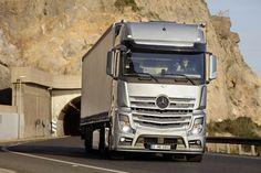 Lastkraftwagen Mercedes-Benz Autos