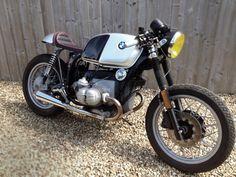 1983 R100 Cafe Racer