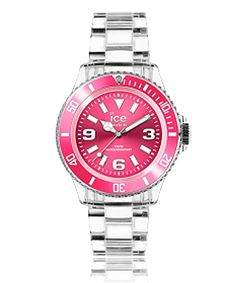 Montre ICE-WATCH Solid PURE rose - Ice Watch