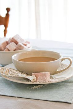 Quince marshmallows