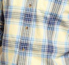 Button Down Shirt, Men Casual, Stripes, Plaid, Mens Tops, Cotton, Shirts, Scrappy Quilts, Gingham