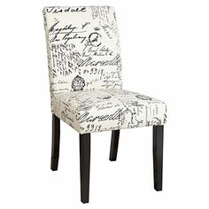 Big Lots Dining Chairs Target Toddler Potty 19 Best Images Salem S Lot Accent Decor Candle Holders Chair Script Fabric At This Was For Double Price