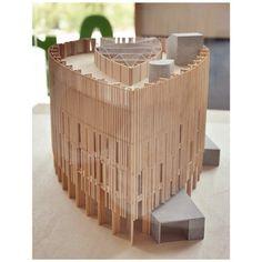 21 best btiment b atlanbois nantes images on pinterest nantes by colettemercado model of atlanbois nantes france architecturestudent architecture solutioingenieria Choice Image