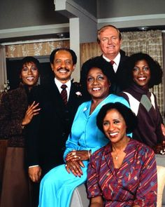 The Jeffersons,,,awesome show