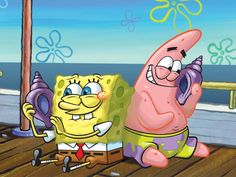 Has anyone ever noticed that Greeny and Golic are Spongebob and Patrick? http://ift.tt/2d5o6sl Love #sport follow #sports on @cutephonecases