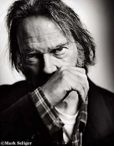 Neil young by Mark Seliger