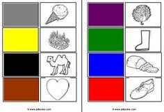Starterset Rijmen - Juf Sanne Rijmen op kleur