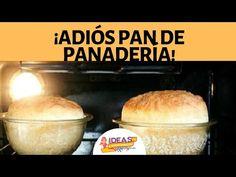 Este Es El Mejor Y Más Fácil Pan Integral Hecho En Una Licuadora: ¡Adiós Pan de Panadería! - YouTube