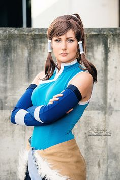 Legend of Korra - Korra #Nikelodeon