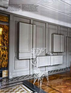 CASE DA ABITARE - KNOTTED CHAIR, design Marcel Wanders