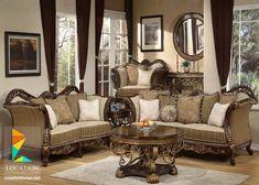 انتريهات غرف معيشة 2018 - 2019 - Modern-Classic living rooms - لوكشين ديزين . نت