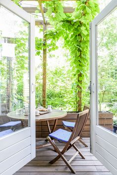 garden in city of Rotterdam / photo Binti-Home