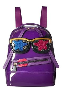 Furla Candy Gang Mini Backpack (Viola) Backpack Bags - Furla, Candy Gang Mini Backpack, BIJ4GMP00Z-510, Bags and Luggage Backpack, Backpack, Bag, Bags and Luggage, Gift, - Street Fashion And Style Ideas