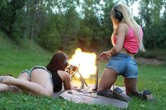 Hot Lead & Hotter Women