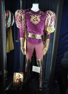 JamesMarsden Prince edward Enchanted costume