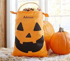 Pumpkin Pillowcase Treat Bag (PB $16.50), or craft project!!