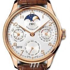 IW502302, IWC часы Portuguese Perpetual Calendar RG